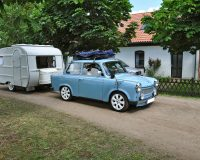 Safe Camping with a Caravan Mover