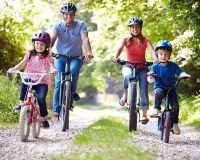 How to plan a family bike tour in London?