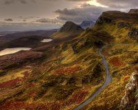 Travel to Bonnie Scotland